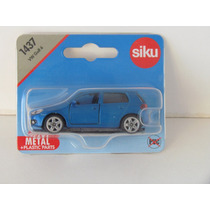 Siku - Vw Golf 6 2.0tsi - Escala 1/55