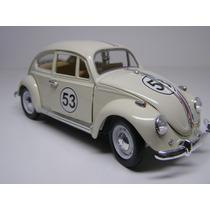 Volkswagen Fusca Herbie 53 Escala 1:18 Promoção!!