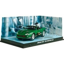 007 James Bond - Jaguar Xkr - Die Cast - 1/43