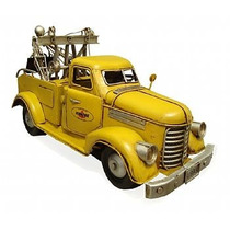 Mini Modelo Caminhão Amarelo M Full Fit 1334