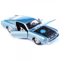 1967 Ford Mustang Gt - Maisto Special Edition - 1/24
