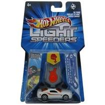 10 Ford Shelby Gt-500 Super Snake Hot Wheels Light Speeders