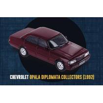 Col. Chevrolet Collection Vol.1+2 (opala Diplomata+chevette)