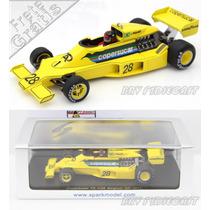 1/43 Spark Copersucar F5 - Ford Fittipaldi F1 1977 Senna