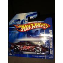 Hot Wheels Pontiac Firebird Raro Lacrado