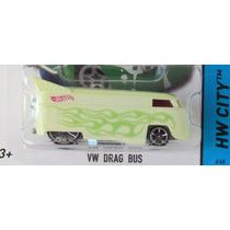 Vw Kombi Drag Bus Hotwheels Color Shifters Lacrado