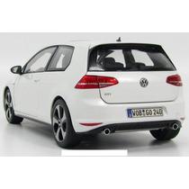 Miniatura Volkswagen Golf Gti Vii Dealer Edition 1/18