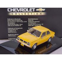 Chevrolet Chevette Sl Carros Nacionais 1979 Miniatura 1/43