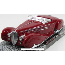 Miniatura Delahaye 1939 Type 165 Cabriolet Minichamps 1:18