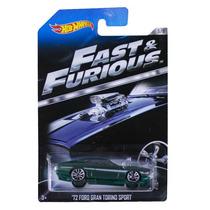 Hot Wheels Velozes E Furiosos 72