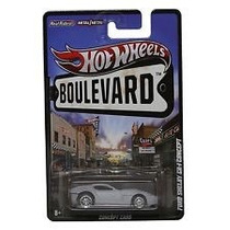 Miniatura Hot Wheels Boulevard 1:64 Ford Shelby Gr-1 Raro