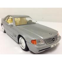 Miniatura Mercades Benz 500ls Escala 1:24 Die Cast