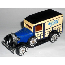 Matchbox Ford Model A Carters (usado) Made In England