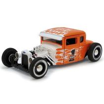 Ford Model A Harley Davidson Maisto 1:24 32175-laranja