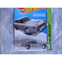 Aston Martin James Bond 007 Goldfinger Hot Wheels .