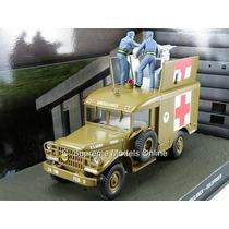 Mini James Bond Dodge M 43 Ambulance D Ed 100 Última Edição