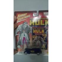 Johnny Lightning Marvel Hulk (1/64) !! Só 49,99 (em Recife)