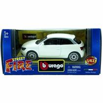 Burago 1:43 Street Fire Box - Audi A1 - Branco