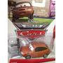 Disney Pixar Cars Cora Copper Fotografo Mattel 1:55