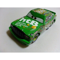 Disney Cars Chick Hicks Loose Mcqueen