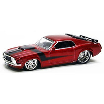 Jada Big Time Muscle 1970 Mustang Boss - Wave 1 (lacrado)