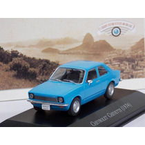 Miniatura Chevette Carros Inesquecíveis Do Brasil + Revista