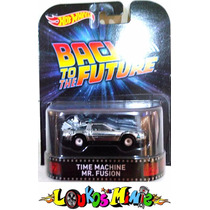 De Volta Para O Futuro Delorean Time Machine Mr Fusion Retro