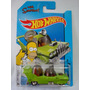 Hot Wheels - The Homer - The Simpsons - Hw City 2014