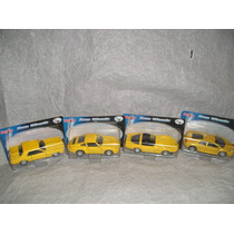 4 Miniaturas Carrinhos Free Wheels * Maisto (corvete,,. )