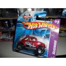 Hot Wheels De 2008 Baja Bug Fusca Novo