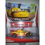 Disney Cars 2 Miguel Camino Lacrado Mattel Carros 2 Mcqueen