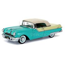 Pontiac Starchief 1955 Sunstar Platinum 1:18 Verde 5053