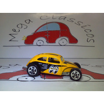 Hot Wheels - Fusca Mooneyes - Custom Volkswagen Beetle