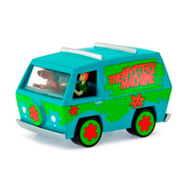 The Mystery Machine - Carro Scooby Doo Hot Wheels 1:50 Bcj81