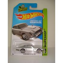 James Bond 007 Aston Martin 1963 Goldfinger Hot Wheels