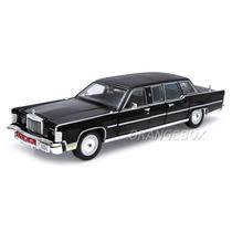 Lincoln Continental Reagan Car 1972 1:24 Yat Ming 24068