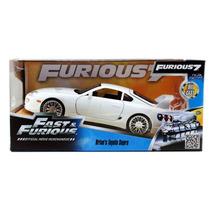 1/24 Toyota Supra Brian Fast & Furious Velozes Jada 97371