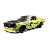 1967 Ford Mustang Gt - Maisto All Stars - 1/24