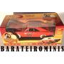 1:24 Dodge Charger Rt 1969 - General Lee - Os Gatões