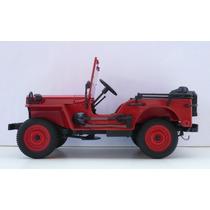 Jeep Willys 1942 - Raríssimo-
