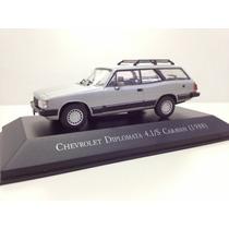 Miniatura Chevrolet Caravan 4.1 1988 Escala 1/43 12 Cm.