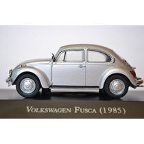 Miniatura Volkswagen Fusca 1985 Escala 1/43 12 Cm. Novo