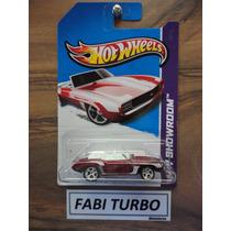 Hot Wheels Super T-hunt 69 Camaro - Superized 2013