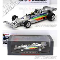 1/43 Spark Copersucar Ford Fd01 W. Fittipaldi F1 1975 Senna
