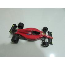 Carro Fórmula 1 Brinquedo Ferro Escala 1/24