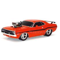 Dodge Challenger R/t 1970 1:18 M2 Machines Orange 91165s01or