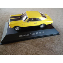 Miniatura Chevrolet Opala Ss - Planeta Deagostini