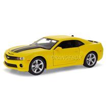 Camaro Ss Rs 2010 Maisto Special Edition 1:18 #31173-amarelo