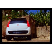 Miniatura De Palio Sport 2014 Branca/ Amarela/vermelha/preta