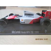 F1 - Ayrton Senna - Mclaren - Campeão 1990 - 1:43 - Coleção!